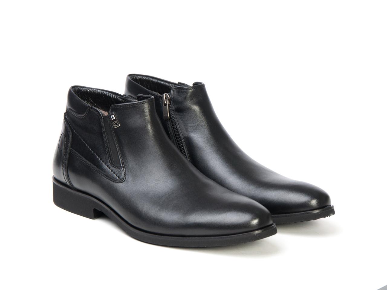 Ботинки Etor 11097-5556-5 черные, фото 1
