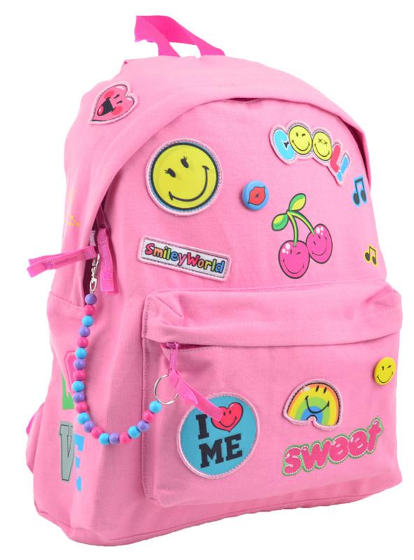 Рюкзак подростковый Yes ST-32 отд. для ноутбука Smile 555547