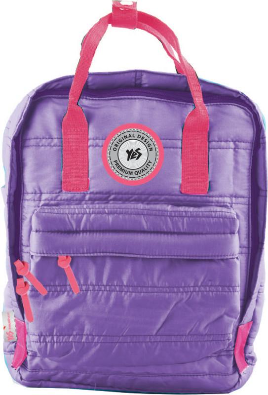 Рюкзак подростковый Yes ST-27 Mountain lavender 555772
