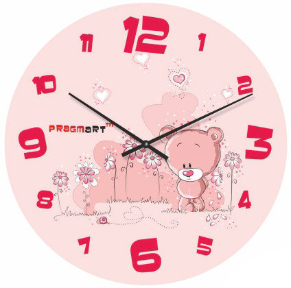 Годинник настінний PraGmart 268