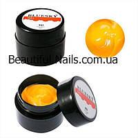 Bluesky, гель-паста 5d 8ml (с липким слоем) цвет оранжевый, №10