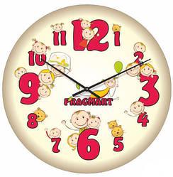 Годинник настінний PraGmart 270 (350*350)