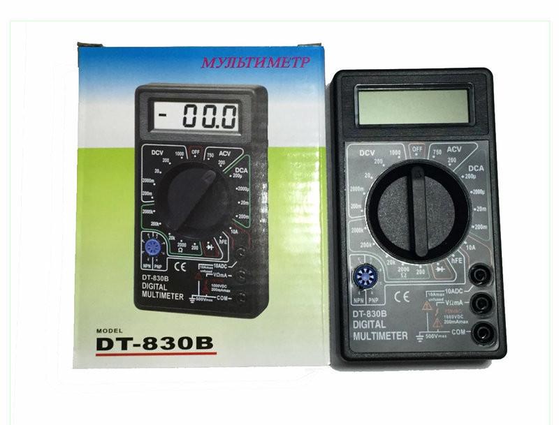 Измерительный  прибор/Цифровой мультиметр тестер DT 830 B  - MaximaTrade в Днепре