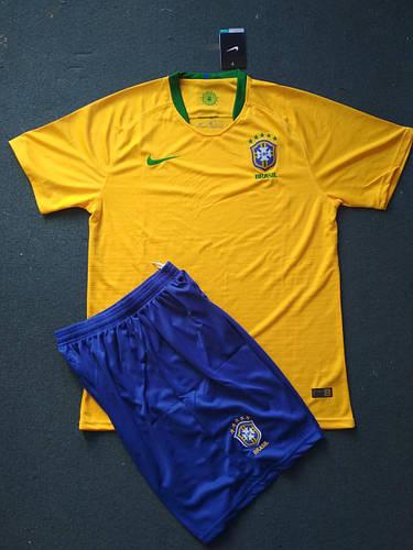 Футбольная форма сборной Бразилии
