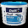 """Краска латексная акриловая для стен и потолков """"Profi White"""" ТМ""""Delfi"""""""
