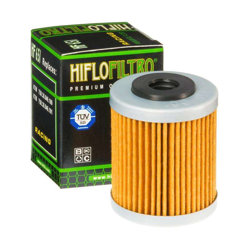 Масляный фильтр HF651