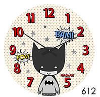 Годинник настінний PraGmart 612