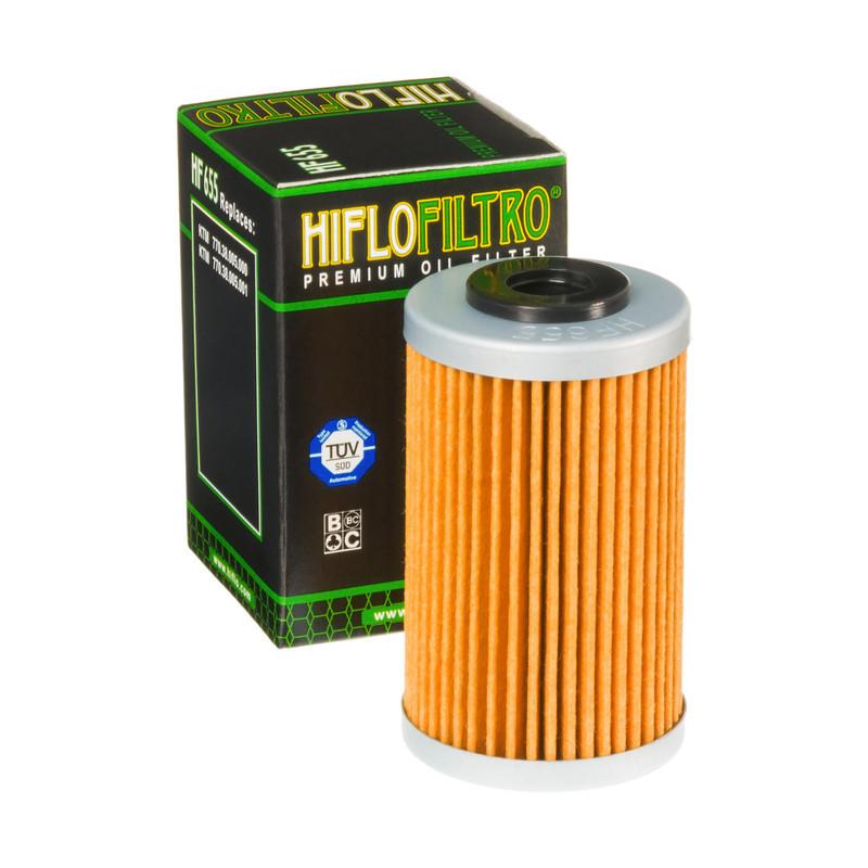 Масляный фильтр HF655