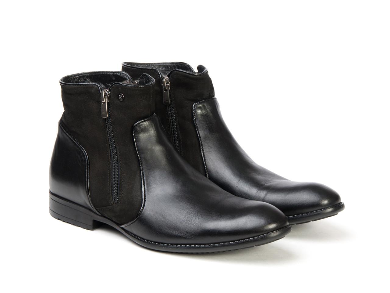 Ботинки Etor 12212-14820 черные