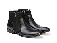 Ботинки Etor 12212-14820 черные, фото 1