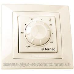 Терморегулятор Terneo rol бел./крем.