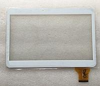 Тачскрин / сенсор (сенсорное стекло) для Samsung N9106 (белый цвет, самоклейка), фото 1
