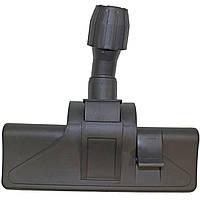 Щетка для пылесоса универсальная. Одна клавиша пол - ковер. Закрытые колесики