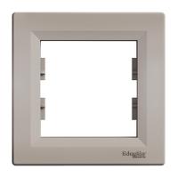 Рамка для розеток и выключателей Schneider Electric Asfora (EPH5800169)