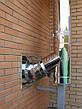 Труба-сэндвич дымоходная (термо) 0,5 метра 0,5 мм н/н AISI 304, фото 3