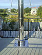 Труба-сэндвич дымоходная (термо) 0,5 метра 0,5 мм н/н AISI 304, фото 5