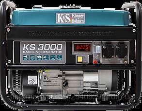 Бензиновий генератор Konner&Sohnen KS 3000