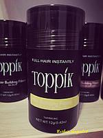 Загуститель для редких волос Toppik 12 гр. Medium blonde