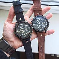 Мужские кварцевые наручные часы Diesel , фото 1