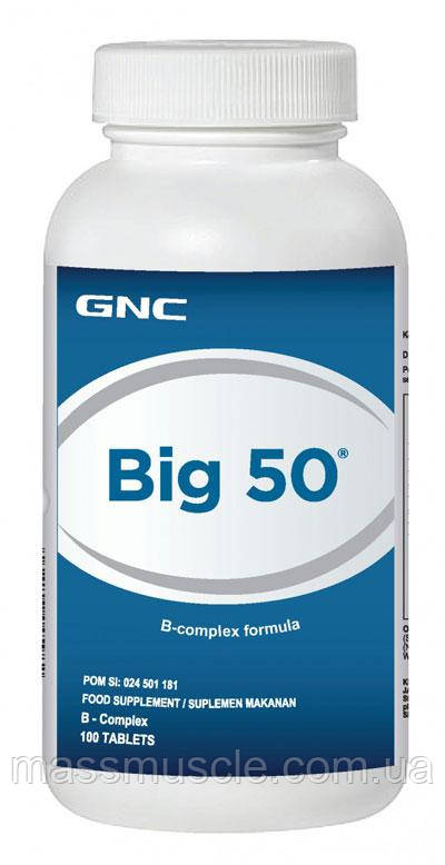 Витамины GNC BIG 50 100 caps