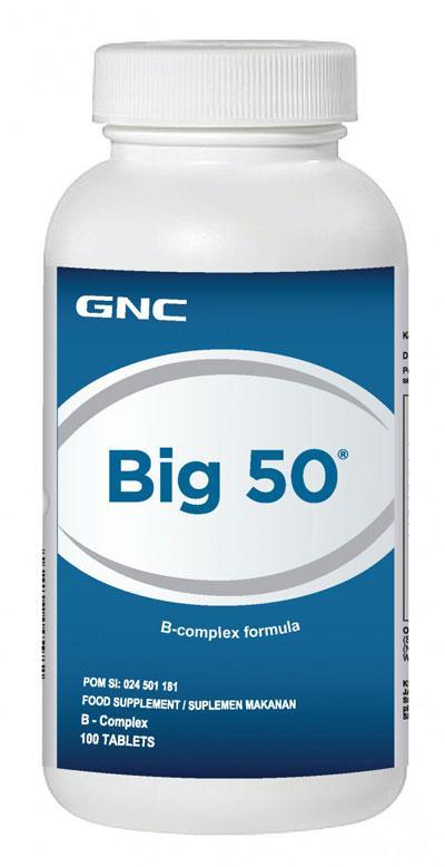 Витамины GNC BIG 50 100 caps