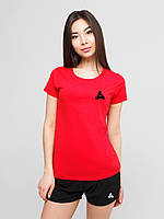 Женский комплект Palace футболка+шорты, палас, фото 1