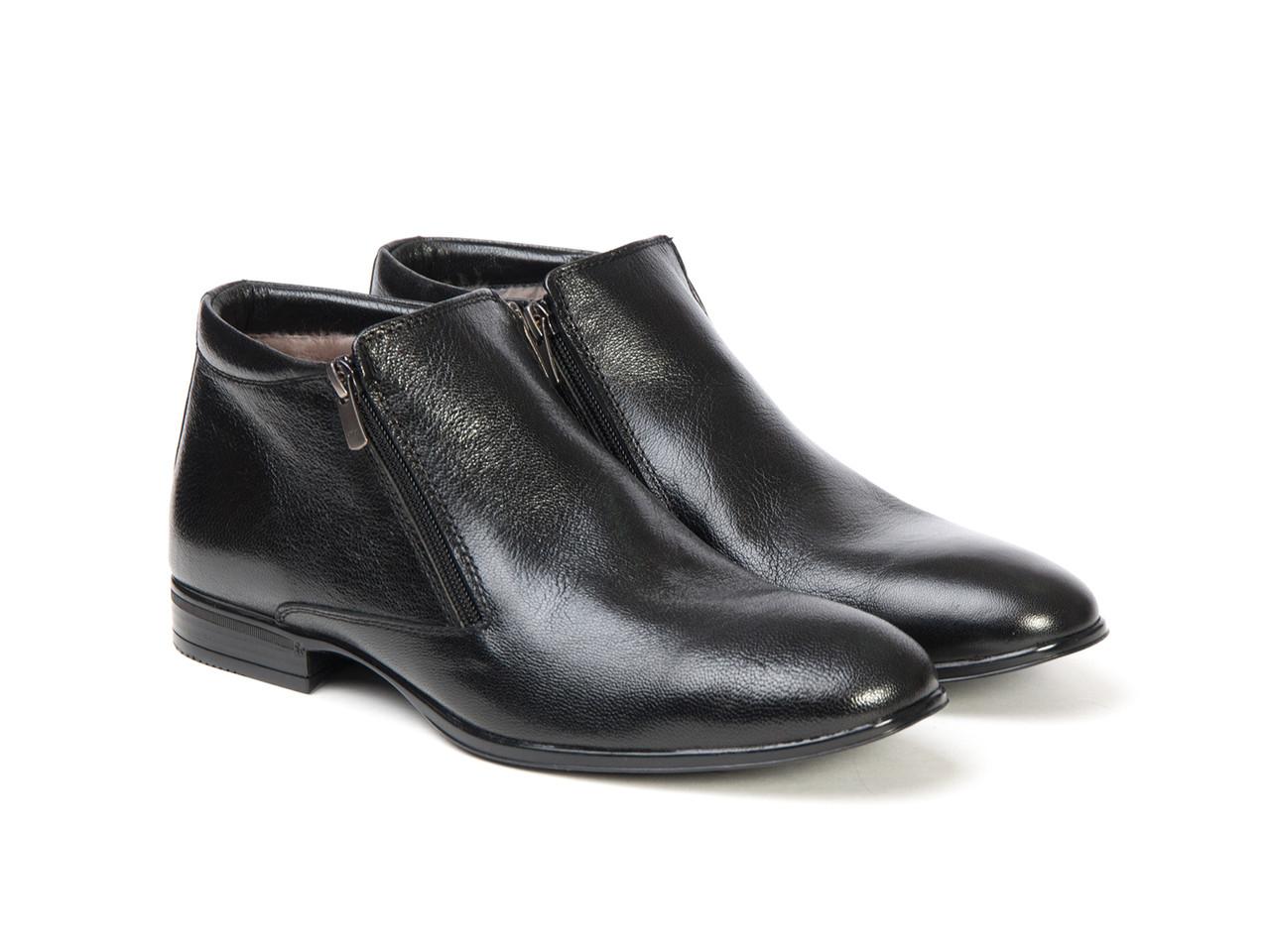 Ботинки Etor 12317-890 черные
