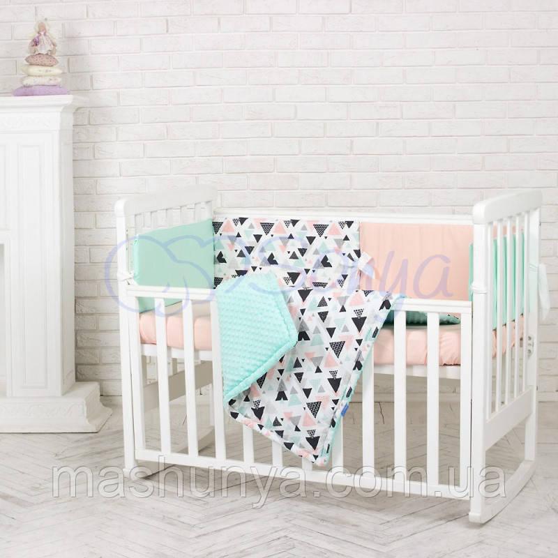 Сменный постельный комплект Маленькая Соня Comfort 3 элемента