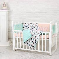 Сменный постельный комплект Маленькая Соня Comfort 3 элемента, фото 1
