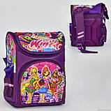 Рюкзак шкільний N 00117 (50) 2 кишені, ортопедична спинка Довжина: 27 см Ширина: 20 см Висота: 35 см Упаковк, фото 3