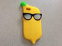 Панель Disney 3D Банан iPhone 5/5S/SE (желтый) (16034184)