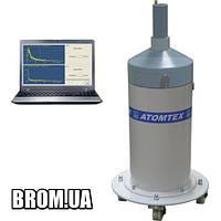Спектрометр гамма излучения и бета излучения МКС-АТ1315 АТОМТЕХ с компьютером и принтером, фото 1
