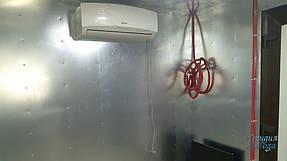 Холодильная камера созревания пива в городе Запорожье 1