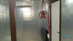 Холодильная камера созревания пива в городе Запорожье 2