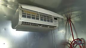 Холодильная камера созревания пива в городе Запорожье 3