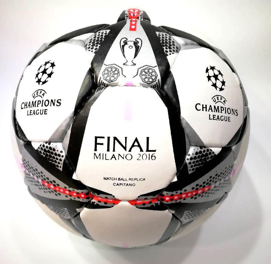 Мяч футбольный Champions League Final Milano 2016 №5