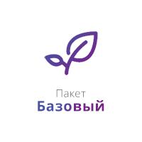 """Сайт интернет-магазин, пакет """"Базовый"""""""