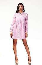 Летнее женчское платье из хлопка. П121