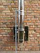 Труба-сэндвич дымоходная (термо) 0,5 метра 0,8 мм н/н AISI 304, фото 3
