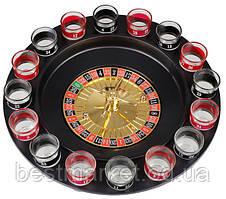 Игра для Веселой Компании Пьяная Рулетка 16 Стопок