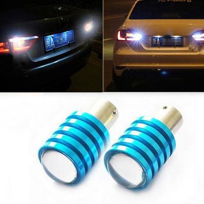 2х лампа в автомобиль под цоколь 1156 \ BA15S \ P21W на CREE Q5 (2 штуки в наборе)