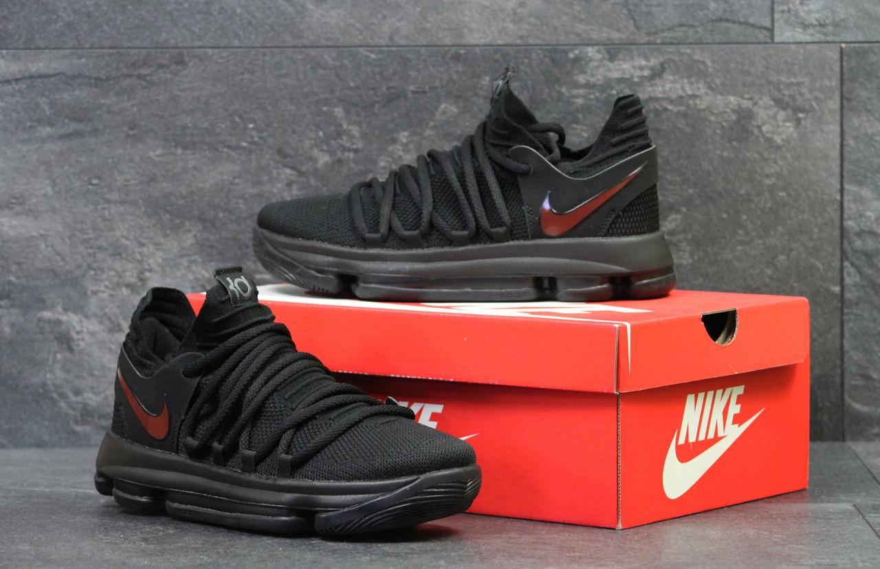 Кросівки чоловічі Kevin Durant, текстиль,чорні