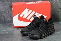 Кросівки чоловічі Kevin Durant, текстиль,чорні, фото 3