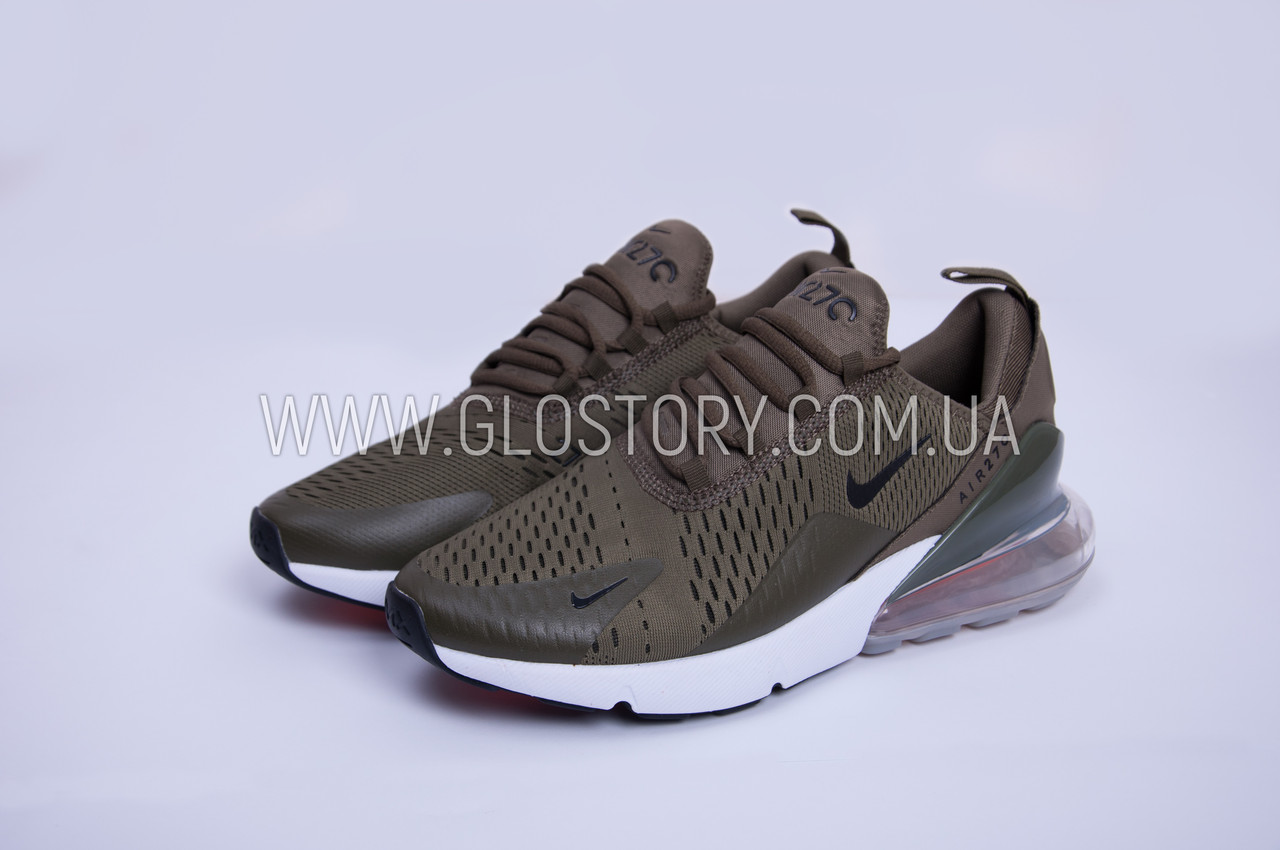 2856a1c2 Кроссовки Nike Air Max 270 Medium Olive AH8050-201 (Реплика),Бесплатная  доставка, цена 975,39 грн., купить в Днепре — Prom.ua (ID#694244193)