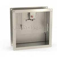 Клапан дымоудаления Веза КПД-4-01-350х350-2*ф-ЭМП220