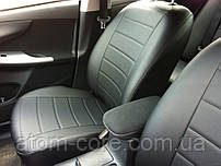 Модельные чехлы Эко-кожа ,Авточехлы 3 Series BMW E 46 1998-2006 год, БМВ Е46 Оригинал