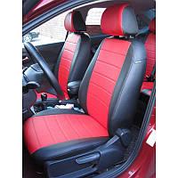 Модельные чехлы Эко-кожа ,Авточехлы Chery M11 (A3) , Чери M11 (A3) Оригинал от 2008г
