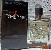 Мужская туалетная вода Hermes Terre D'Hermes Eau De Toilette 100ml