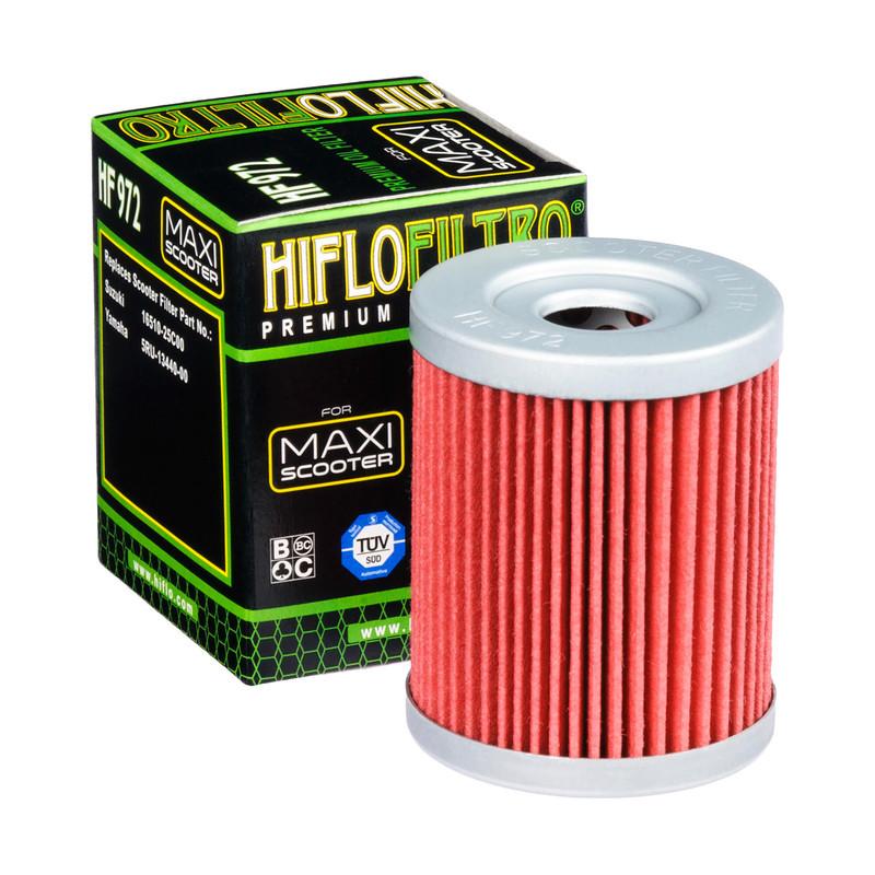 Масляный фильтр HF972