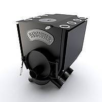 Печь варочная тип 01 с конфоркой (260м.куб)  – Vancouver Lux. Булерьян варочный